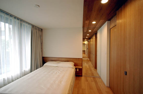 ビンテージリフォーム 寝室