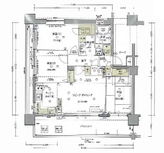 幕張のマンションリフォーム
