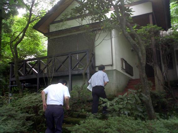 箱根の中古別荘リフォーム