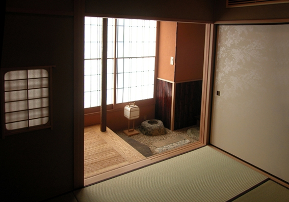 高層マンションリフォームの和室