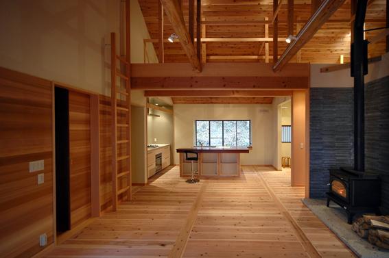 箱根湯の花温泉 C別荘リフォーム