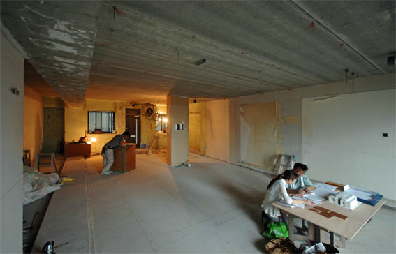 神戸M邸 解体状況確認