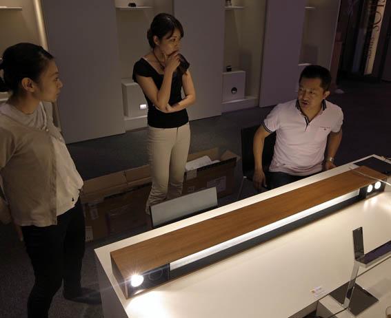 日本フロスショールーム訪問