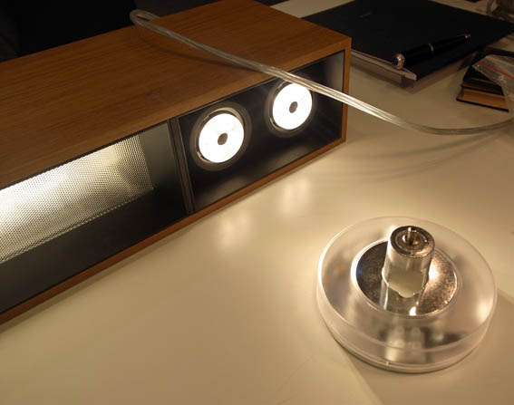 フロス コンパス照明