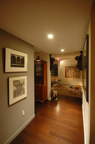 ニューヨーク 建築家自邸のリノベーション事例