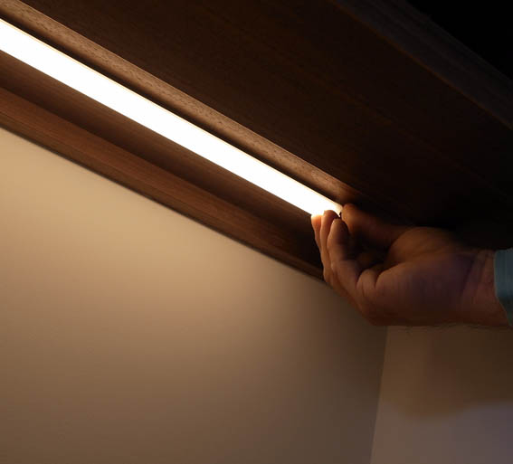 LED間接照明