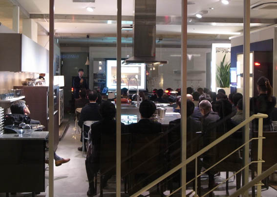 日米富裕層リノベーションセミナー@広尾ポーゲンポール