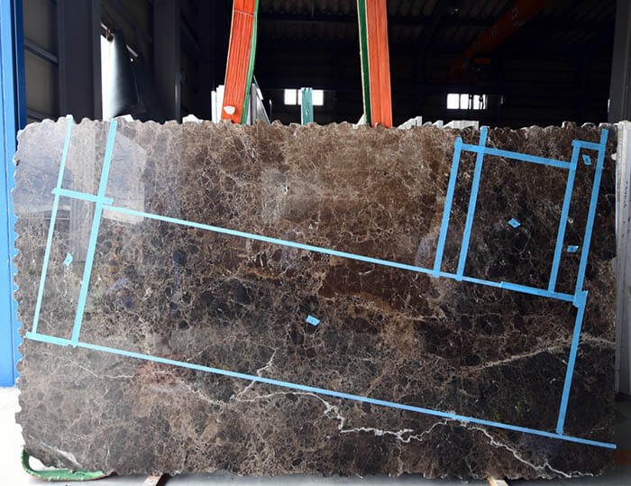エンペラドールダークの石取り確認