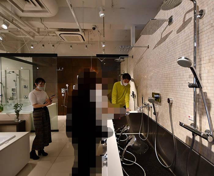 セラ水回り設備ショールーム